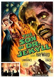 Classic Jekyll & Hyde Movies Postcard Set #1