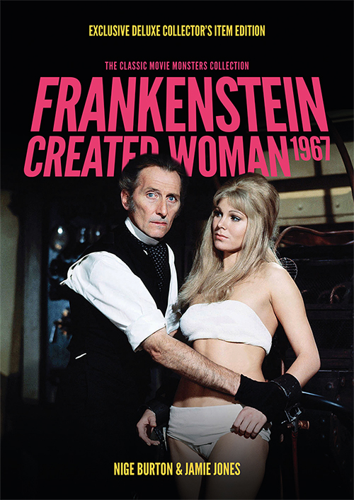 Frankenstein Created Woman 1967 Ultimate Guide