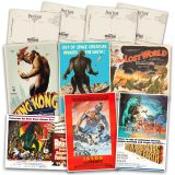Stop Motion Animation Classics Postcard Set #1