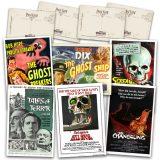 Classic Ghost Stories Postcard Set #1