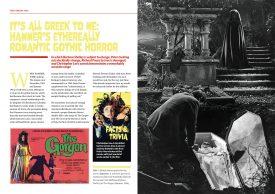 The Gorgon 1964 Ultimate Guide Magazine