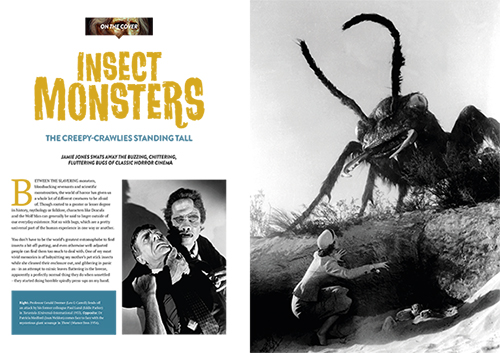 Classic Monsters Magazine Issue #23