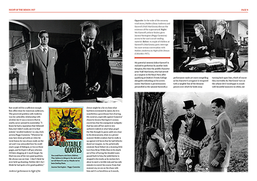 Night of the Demon 1957 Ultimate Guide Magazine