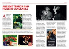 The Return of the Vampire 1943 Ultimate Guide Magazine
