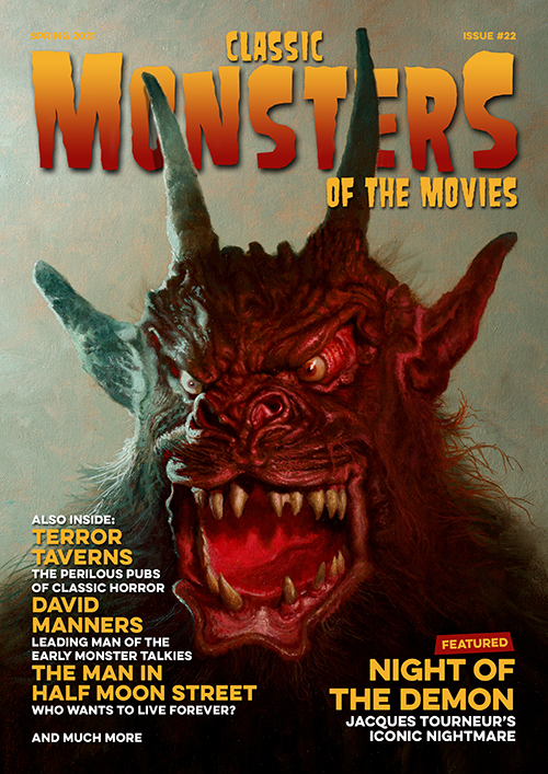 Classic Monsters of the Movies issue #22
