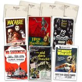 William Castle Collection Postcard Set #1