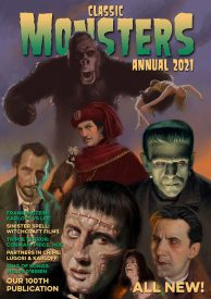 Classic Monsters Annual 2021