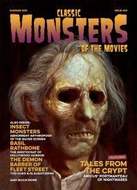 Classic Monsters of the Movies issue #23