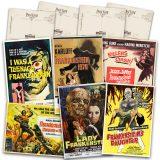 Frankenstein Obscura Postcard Set
