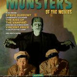 Classic Monsters Magazine Issue #25