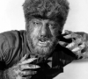 Lon Chaney Jr in his favourite role, The Wolf Man (Universal 1941)