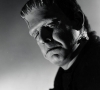 Lon Chaney Jr as the Monster in The Ghost of Frankenstein (Universal 1942)
