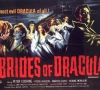Original release poster for The Brides of Dracula (Hammer 1960)