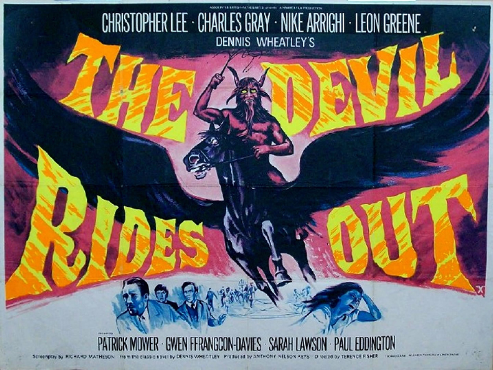 Devil Rides Out, The (Hammer 1968) - Classic Monsters
