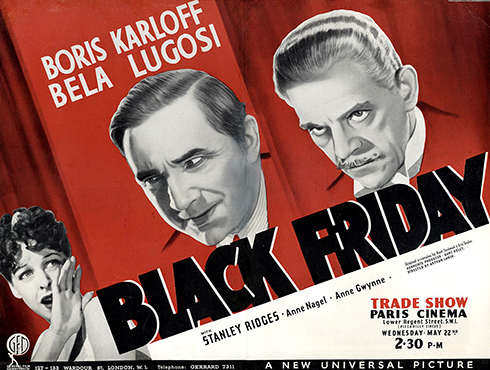 Black Friday (Universal 1940)