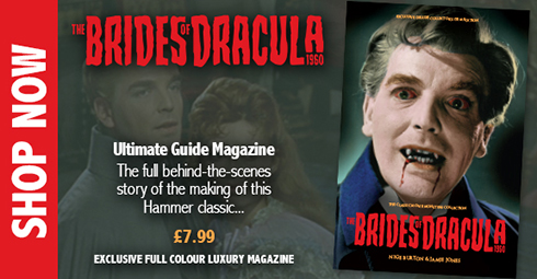 The Brides of Dracula (Hammer 1960)