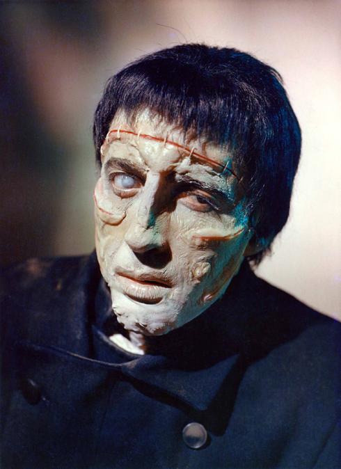 The Curse of Frankenstein (Hammer 1957)