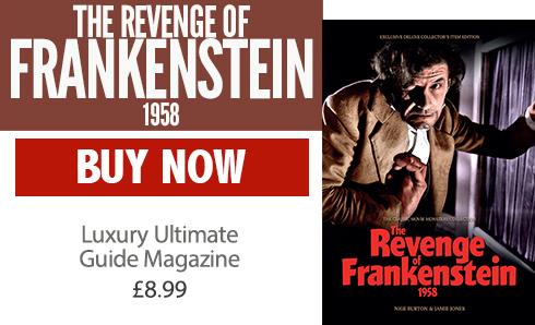 The Revenge of Frankenstein 1958 Ultimate Guide