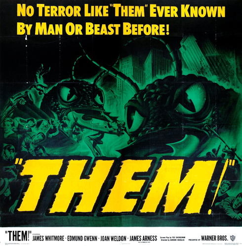 Them! (Warner Brothers 1954)