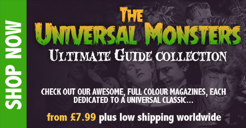 Universal Monsters Ultimate Guides