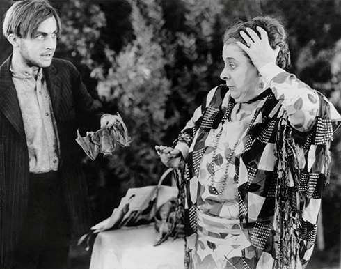 The Vampire Bat (Majestic 1933)