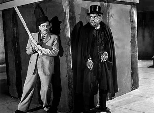 Abbott and Costello Meet Dr Jekyll and Mr Hyde (Universal-International 1953)
