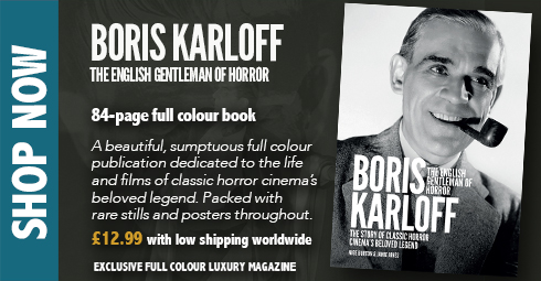 Boris Karloff: The English Gentleman of Horror