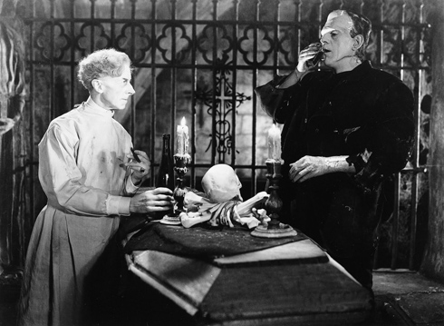 Bride of Frankenstein (Universal 1935)