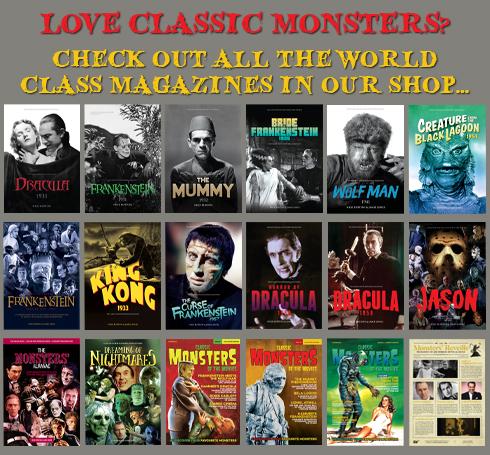Classic Monsters Shop