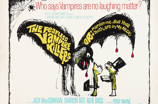 The Fearless Vampire Killers (Filmways 1967)