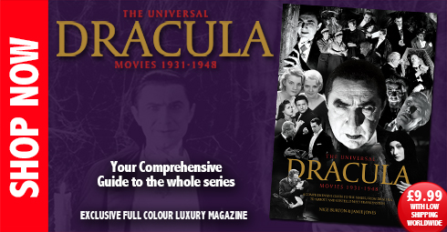 The Universal Dracula Movies 1931-1948