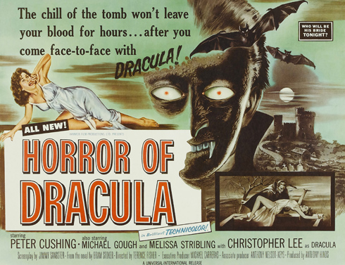 Horror of Dracula (Hammer 1958)