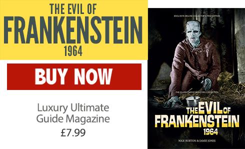 The Evil of Frankenstein 1964 Ultimate Guide