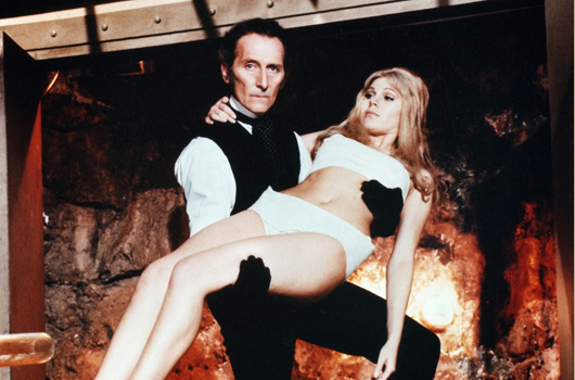 Frankenstein Created Woman (Hammer 1967)