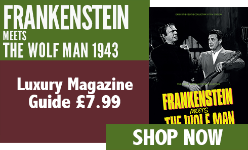 Frankenstein Meets the Wolf Man 1943 Ultimate Guide