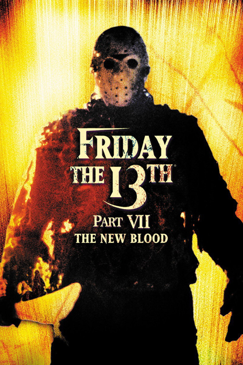 Friday the 13th Part VII: The New Blood (Paramount 1988)