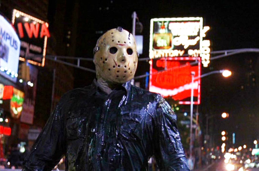 Friday the 13th Part VIII Jason Takes Manhattan (Paramount 1989)