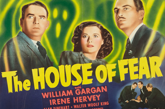 The House of Fear (Universal 1939)