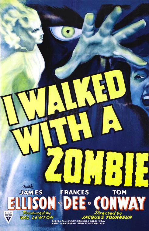 I Walked with a Zombie (RKO 1943)