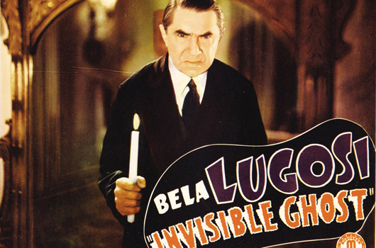 Invisible Ghost (Monogram 1941)