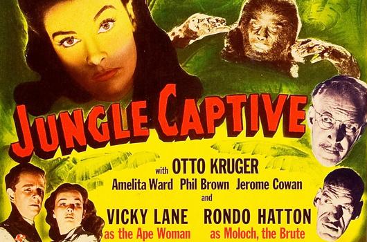 The Jungle Captive (Universal 1944)
