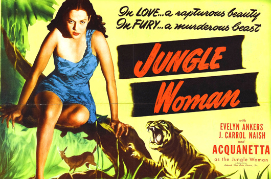 Jungle Woman (Universal 1944)