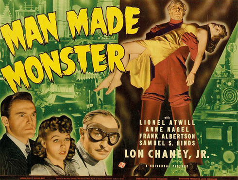 Man Made Monster (Universal 1941)