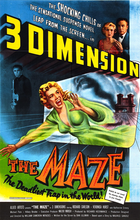 The Maze (Allied Artists 1953)