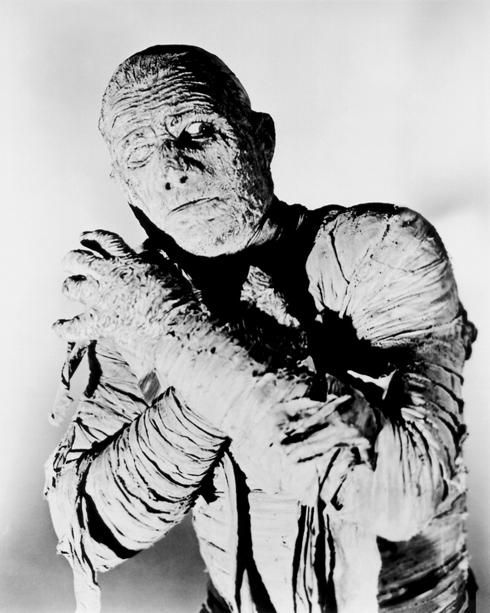 The Mummy's Ghost (Universal 1944)