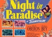 Night in Paradise (Universal 1946)