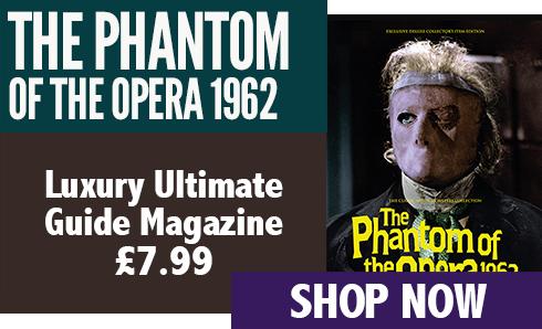 The Phantom of the Opera 1962 Ultimate Guide
