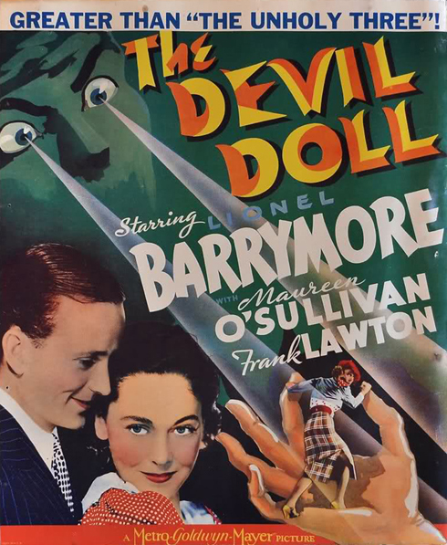 The Devil Doll (MGM 1936)
