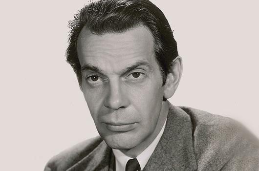 Raymond Massey