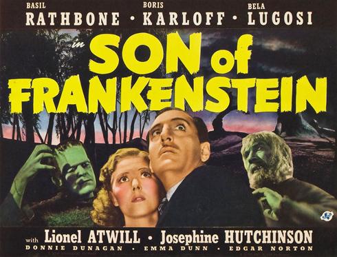 Son of Frankenstein (Universal 1939)